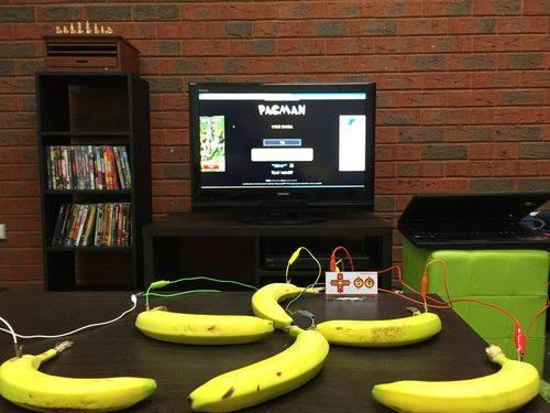 Bananas - Makey Makey