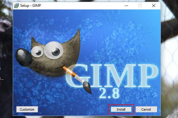 Gimp 5