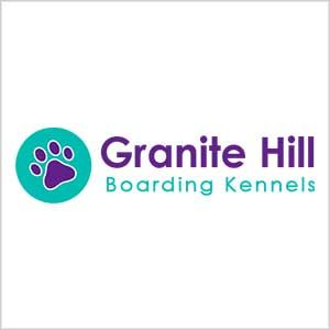 Logo Design Granite Hill Kennels