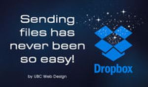 Dropbox - Sending files has never been so easy